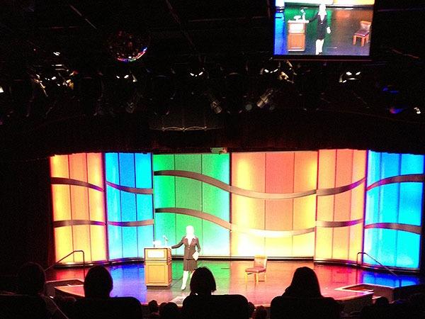 Keynote speech Las Vegas