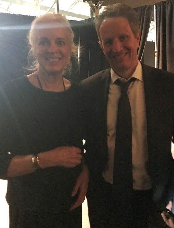 Debra Benton - Timothy Geithner