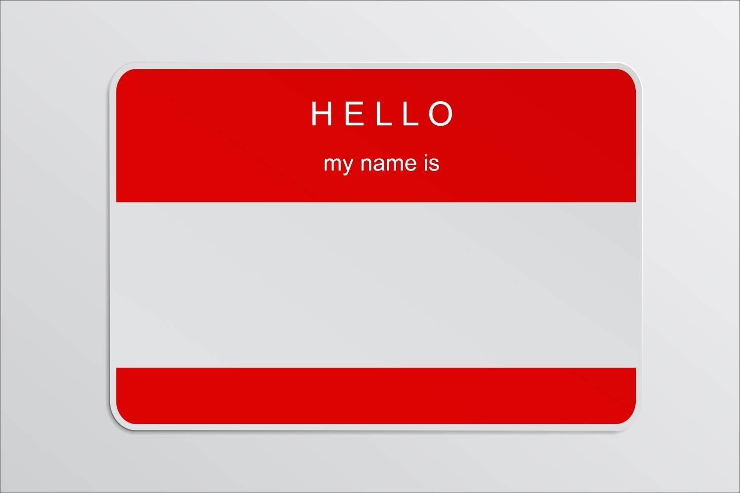 Learning People's Names: A Powerful Step To Building Influence