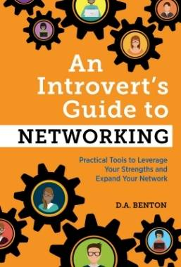 Introvert's Guide to Networking Book Cover